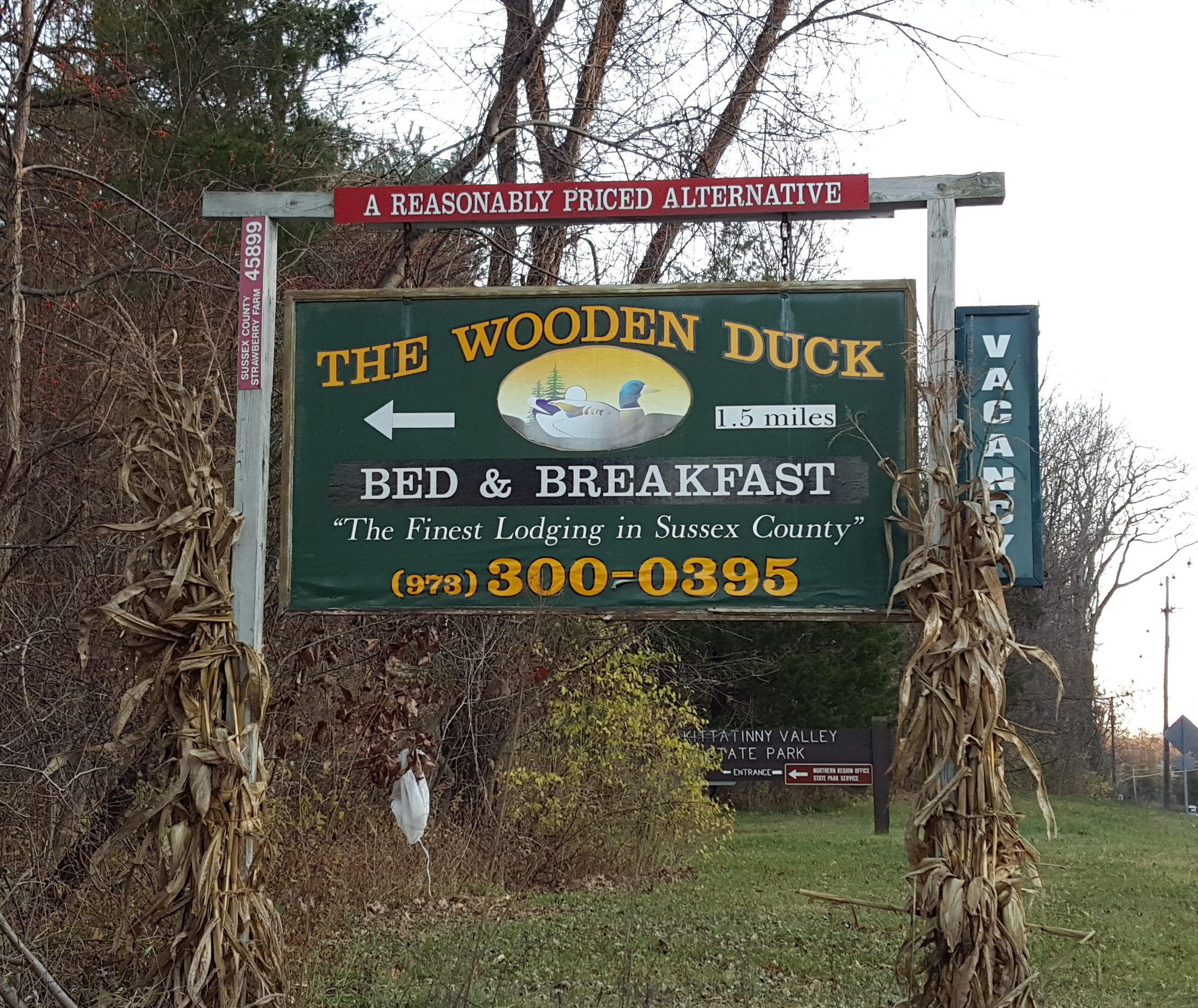 The Wooden Duck Bed Breakfast Mysussexcom