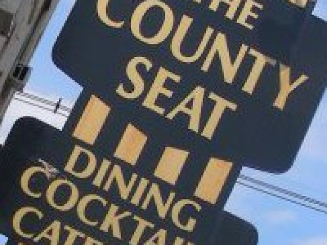 County Seat Dining, Cocktails and Catering