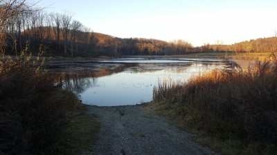 Twin Lakes Boat Launch